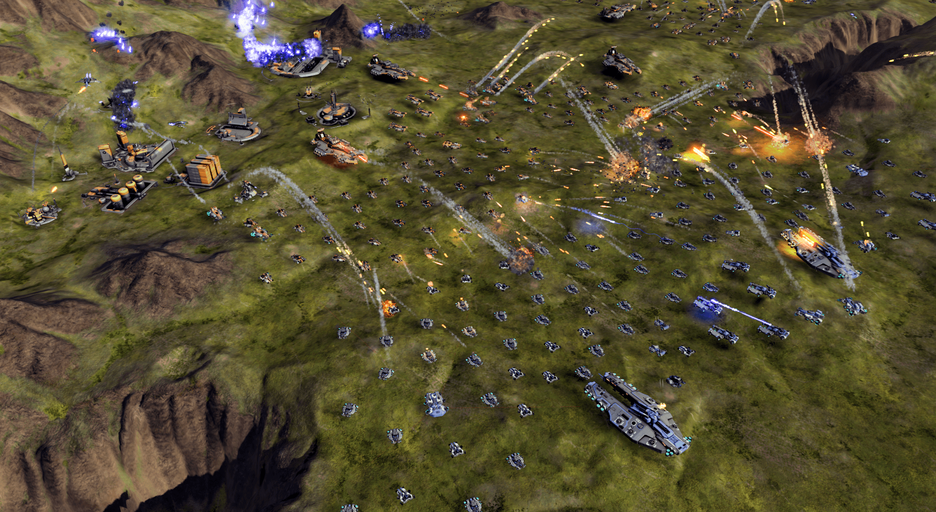 Ashes of the Singularity  New RTS from Stardock and Oxide Games     GameBattle new 3 png1904x1042