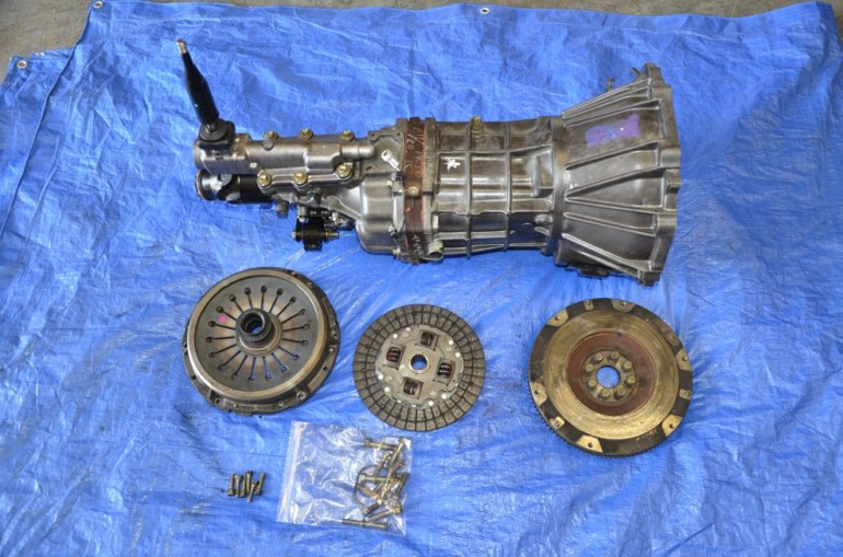 R154 5 Speed Verossa Solid Extension