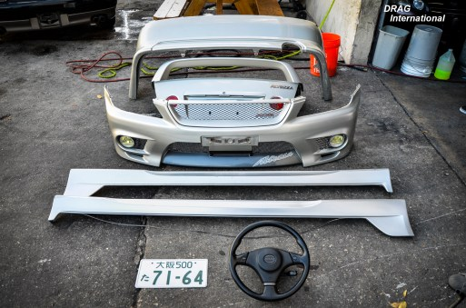 TRD Neo Altezza/IS300 Kits - OEM - On Order