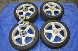 Volk Racing 17x8 17x9 4/5x114.3