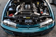 1JZGTE Automatic Twin Turbo Swapped S14