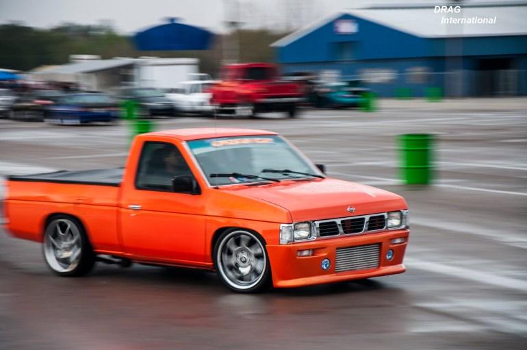 The Cleanest SR20DET Nissan Pickup!