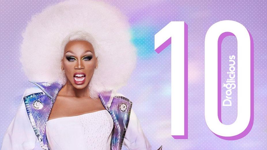 Segredos dos 10 anos de RuPaul's Drag Race, pt2