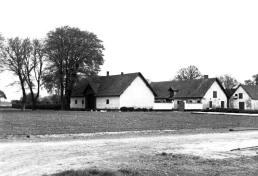 Lundegård cirka 1965–1970. Foto: Historisk Arkiv Dragør.