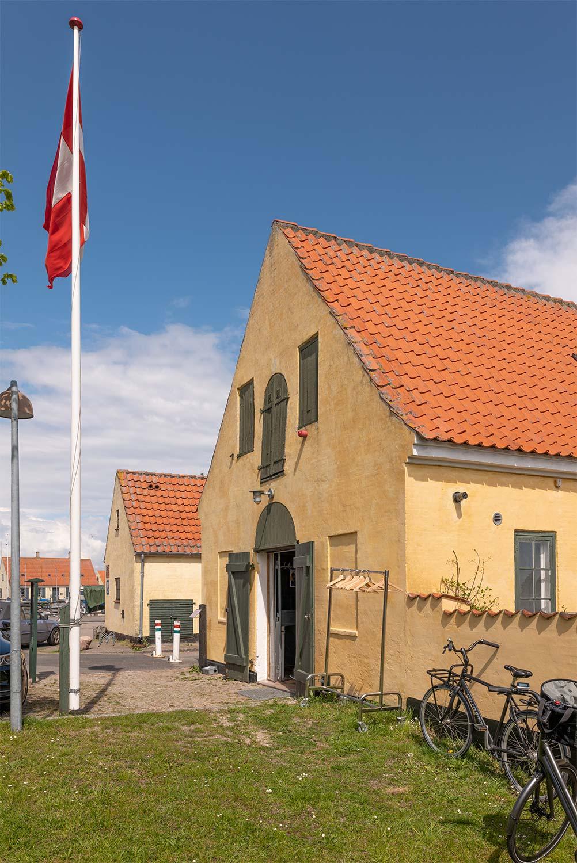 Havnepakhuset bliver rammen om præsentationen af 500-års-jubilæumsbogen om hollændernes historie på Amager. Arkivfoto: TorbenStender.