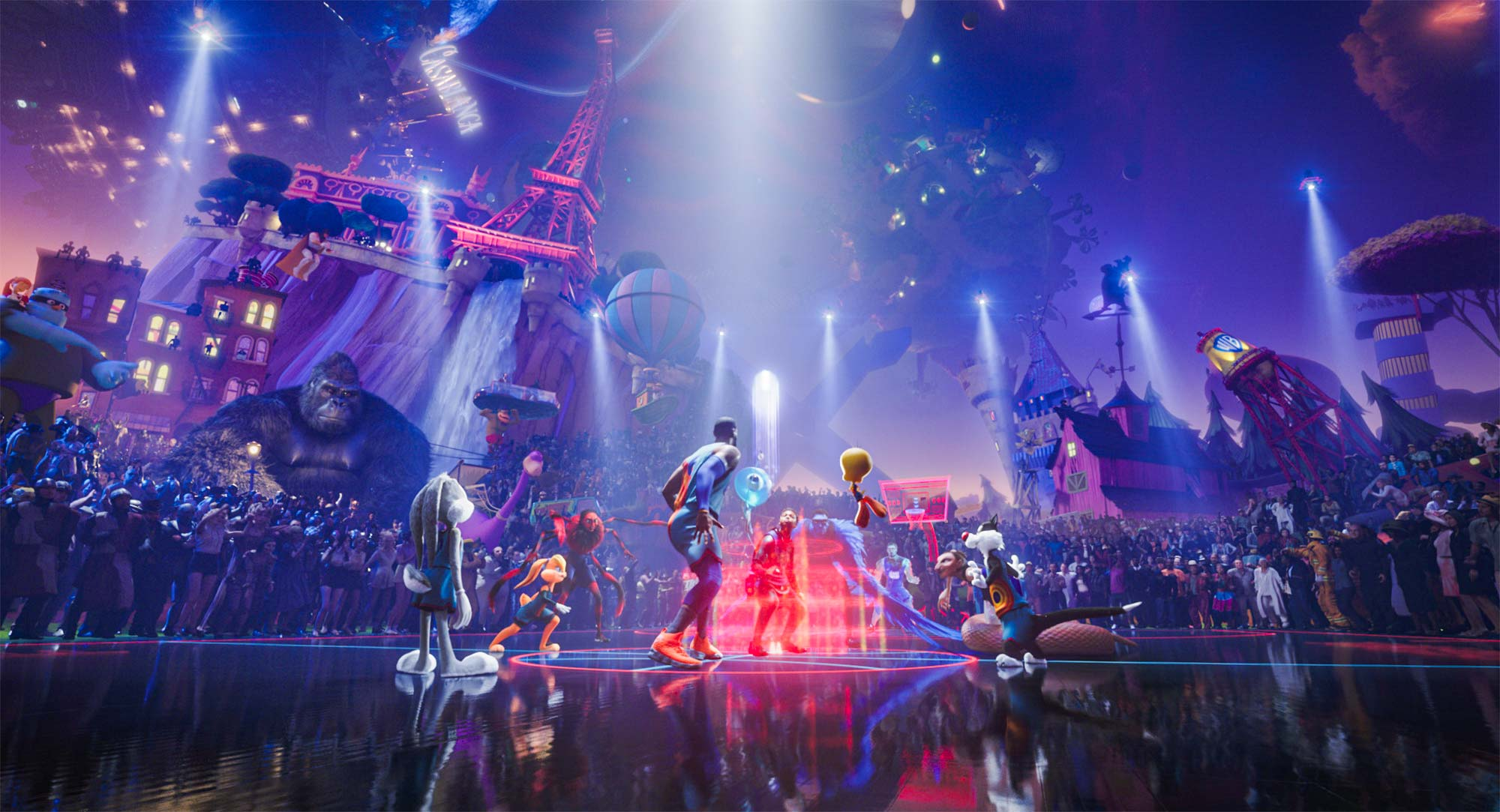 »Space Jam – a new legacy«.