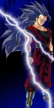 goku super sayayin 6