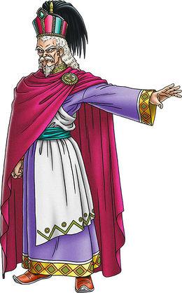King Carnelian Dragon Quest Wiki