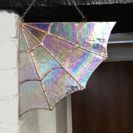 Copper foiled Cobweb
