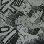 ドラゴンボール超【Vジャンプ漫画版】第21話 感想とあらすじ!ゴワスが3度殺される!?全王を恐れるブラックとザマス