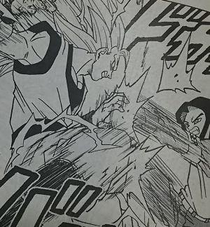 悟空VS17号