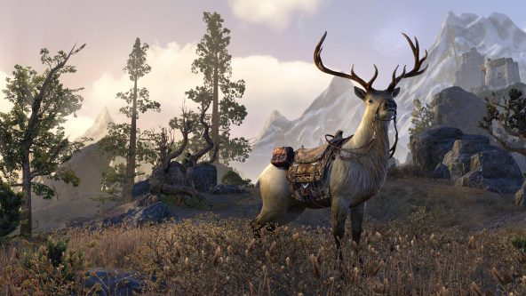 Reindeer Mount from TESO