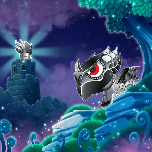 Fire Dragon City Dragon Double