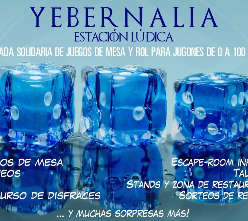 Cartel de Yebernalia.