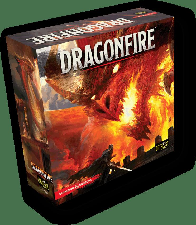 Image result for Dragonfire