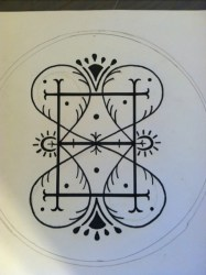 Sketch of new design
