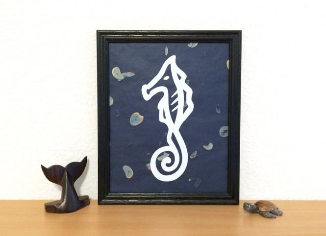 bubble seahorse