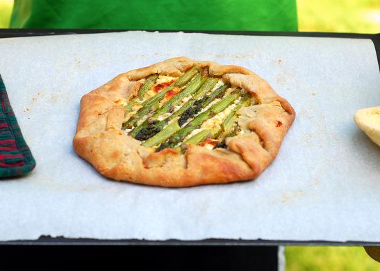 aasparagus galette 2