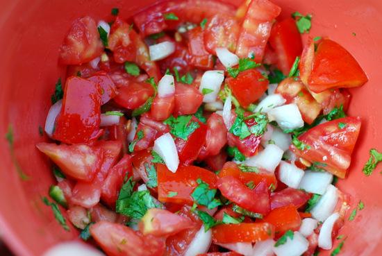 pico in red bowl