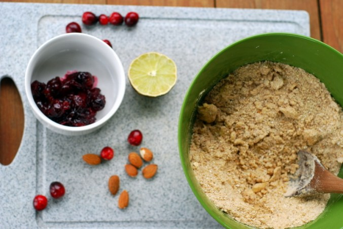 cranberry bar ingredients