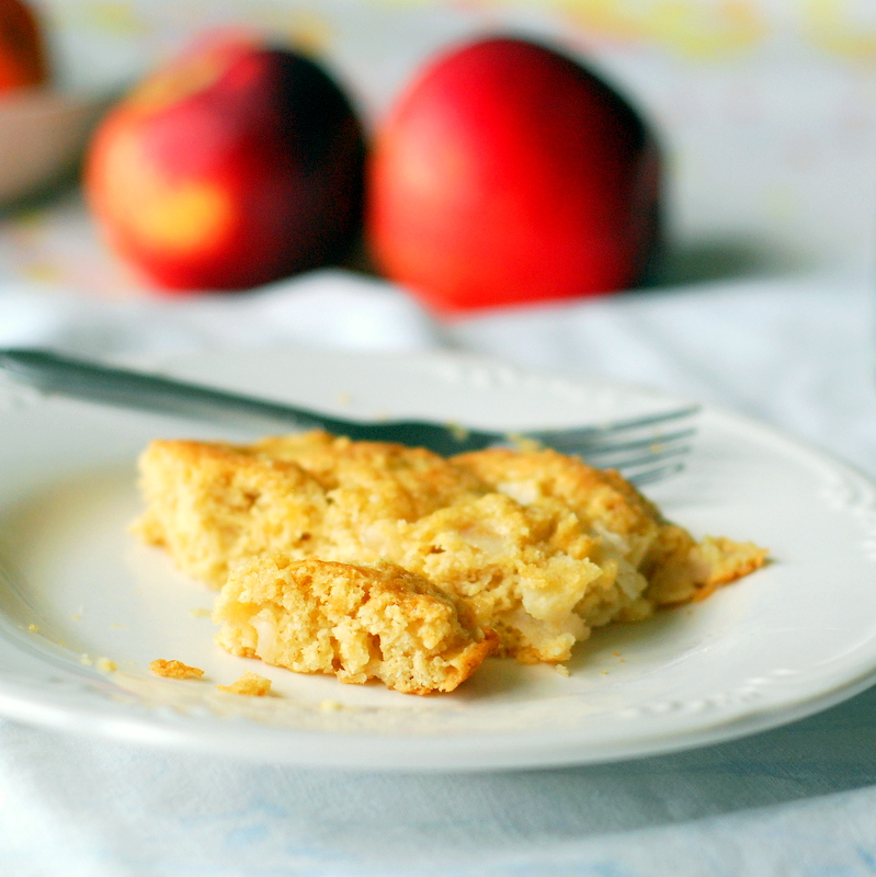 Deliciously Simple Apple Cake