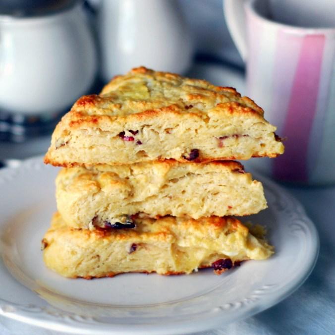 cranberry ricotta scones 1172