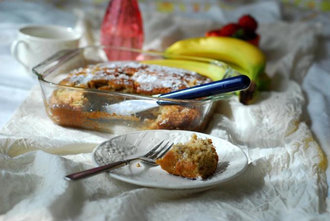 banana cinnamon snacking cake 1233