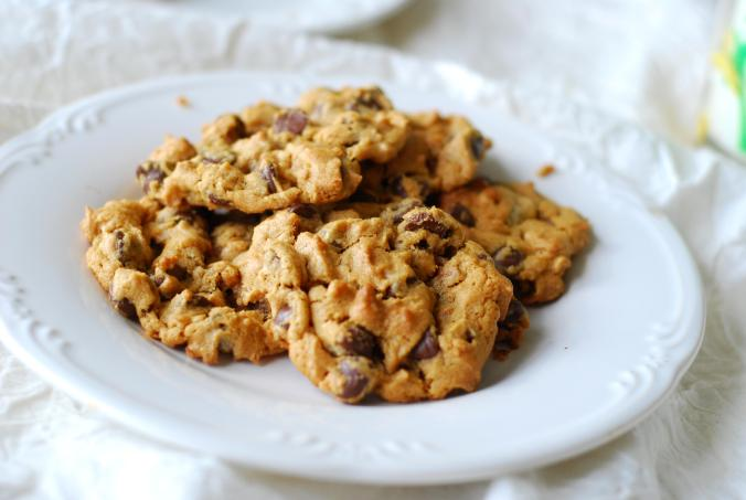 peanut butter-chocolate chip cookies 1315