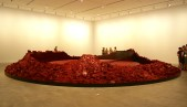 Anish Kapoor. My Red Homeland.