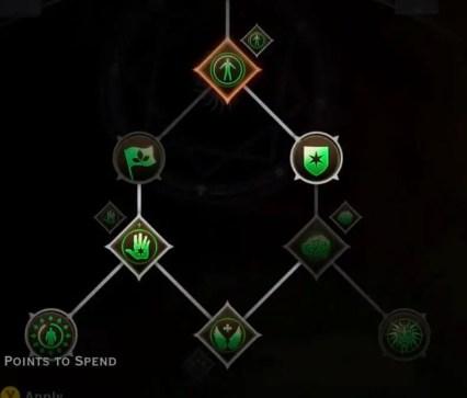 Spirit Skill Tree