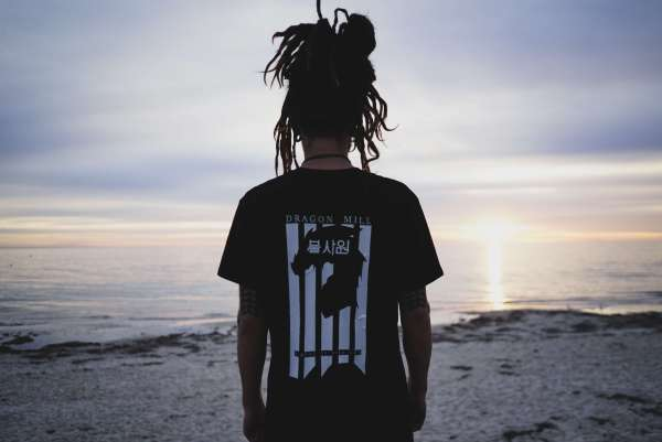 Dragon Mill 불 사원 Fire Temple Tall Tee
