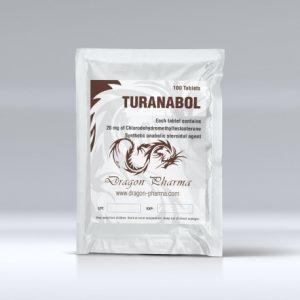 Turanabol by Dragon Pharma