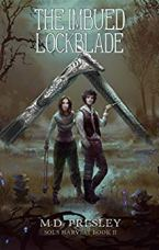 The Imbued Lockblade book cover