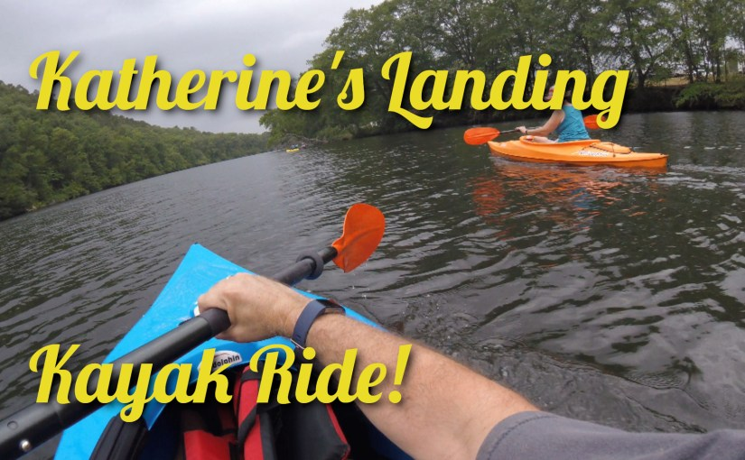 Catherine's Landing Kayak Ride