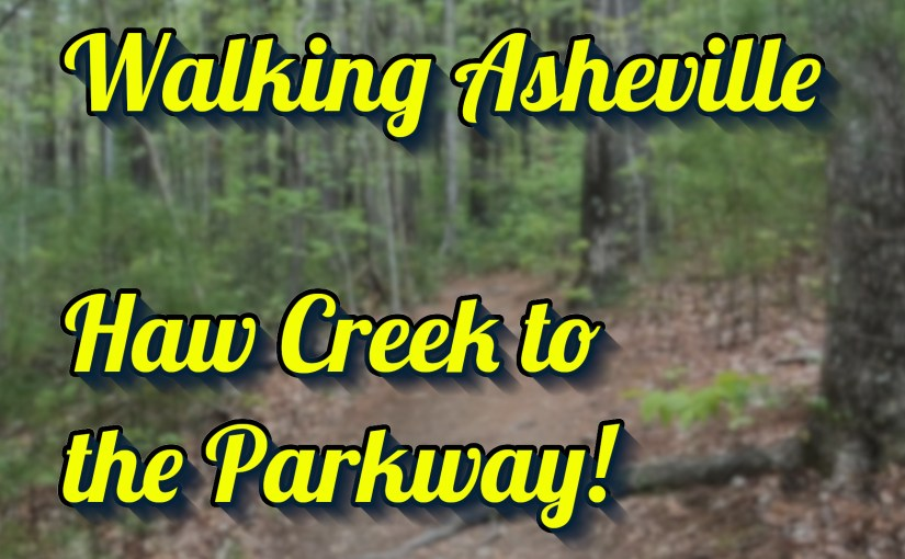 Walking Asheville – Haw Creek to the Parkway!