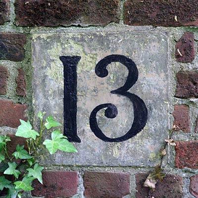 Мудрость числа 13