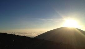 sunset mauna loa hawaii by eva the dragon 2013