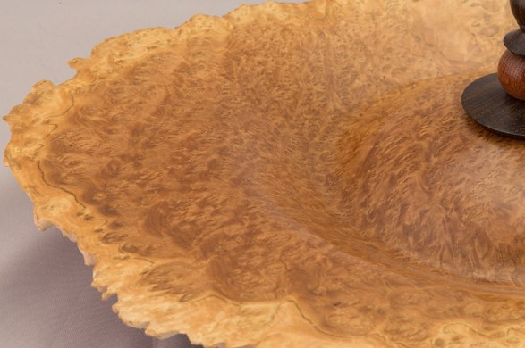 Brown Mallee Burl Artform