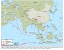 China critical sea lanes