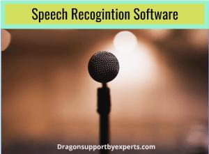 Best Speech Recognition Software