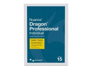 Dragon Professional Individual US English version 15 box pack