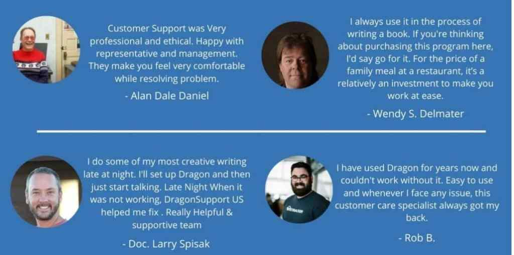 Dragon naturally speaking customer reviews