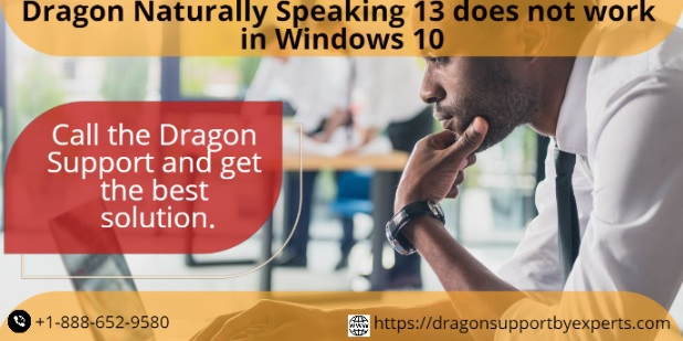 FIX: Dragon Naturally Speaking 13 does not work in Windows 10