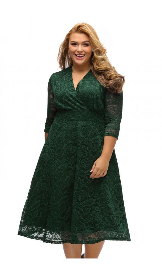 rochie-xxl-green-concept