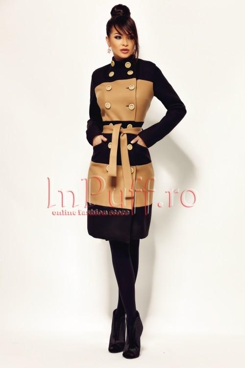 palton-elegant-bej-cu-negru-1510927604-4