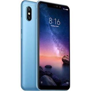 Telefon mobil Xiaomi Redmi Note 6 Pro, Dual SIM, 64GB, 4G, Blue