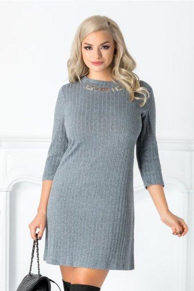 rochie-alexa-gri-din-tricot-cu-detalii-argintii-208288-2