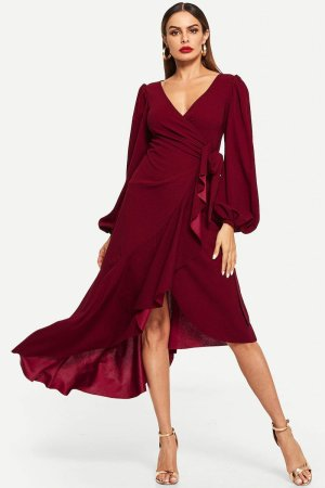 rochie midi petrecuta arionna