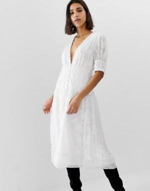 Stevie May Changer midi dress
