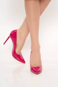 Pantofi SS19-AS02-lac Fuchsia